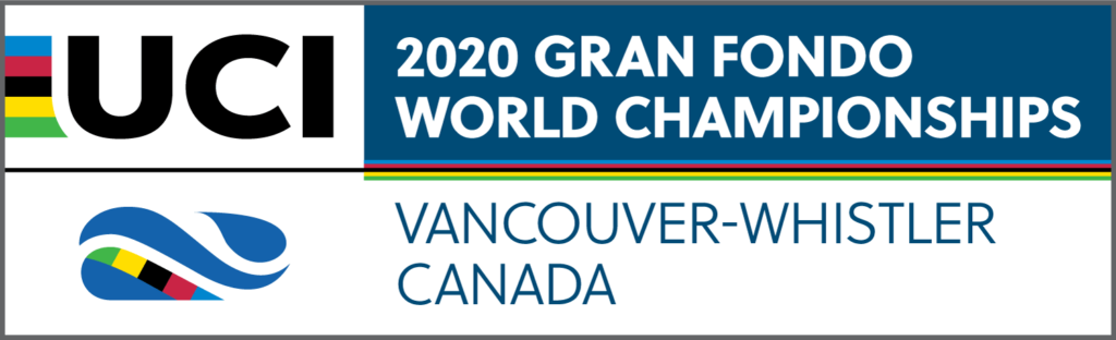 Join the UCI Gran Fondo World Championships - Vancouver / Whistler 2020