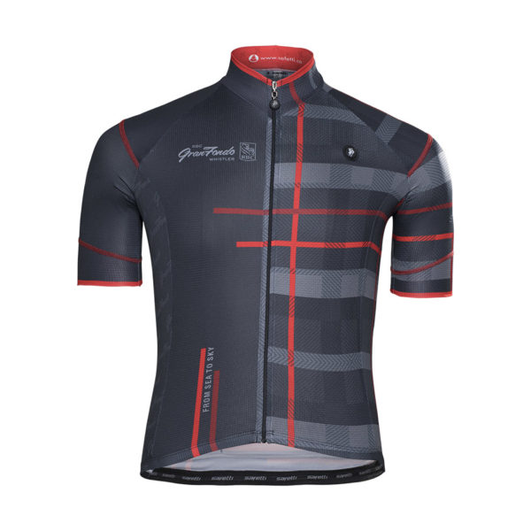 RBC GranFondo Whistler Men's Cycling Jersey
